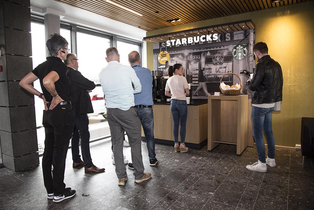 Starbucks Sarpsborg, K5